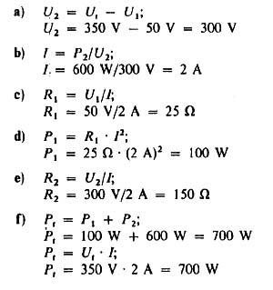 Resistencias eléctricas . Circuitos serie . Circuitos Eléctricos