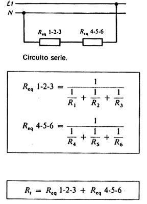 Resistencias Resolución De Circuitos Serie Paralelo