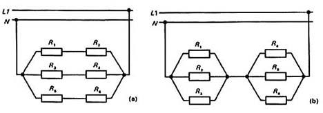 Capacitores En Serie Y Paralelo Definicion Resistencias