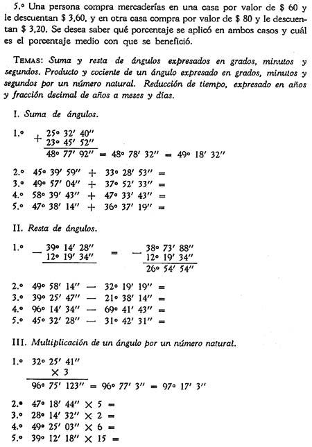 Matemáticas: Ejercicios matemáticos. Problemas resueltos ...