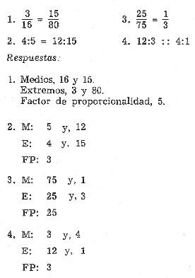 RESUELTOS PROPORCIONES Y RAZONES EJERCICIOS PDF DE