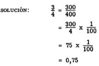 Matemáticas: Números Decimales.