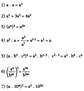 Matemáticas Potencia Y Radicación