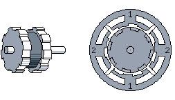 Stepper Motors - Stepping motors - Step Motors